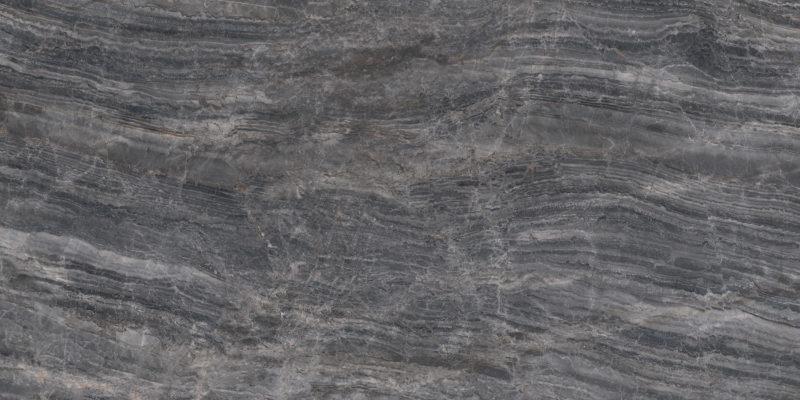 Cosmic Black Marble Tile