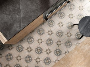 Patch Work Classic 01 Pattern Tile