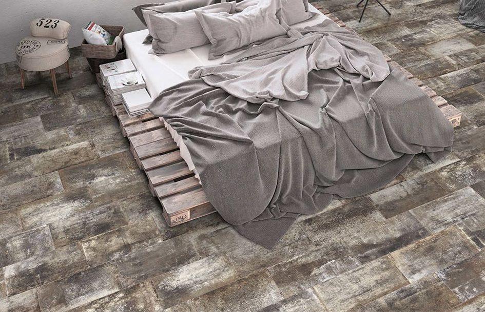 Oxydum Iron Floor Tile
