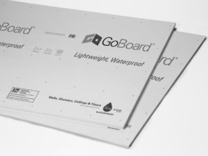 Goboard Tile Backer Board
