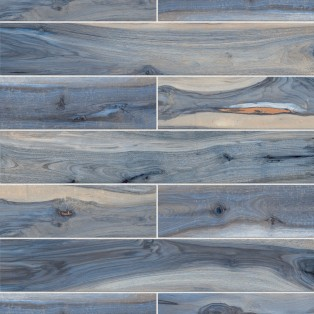 Kauri Blue Wood Look Tile