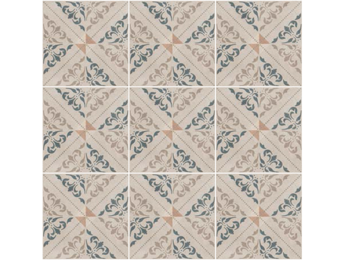 Patch Work Classic 02 Pattern Tile