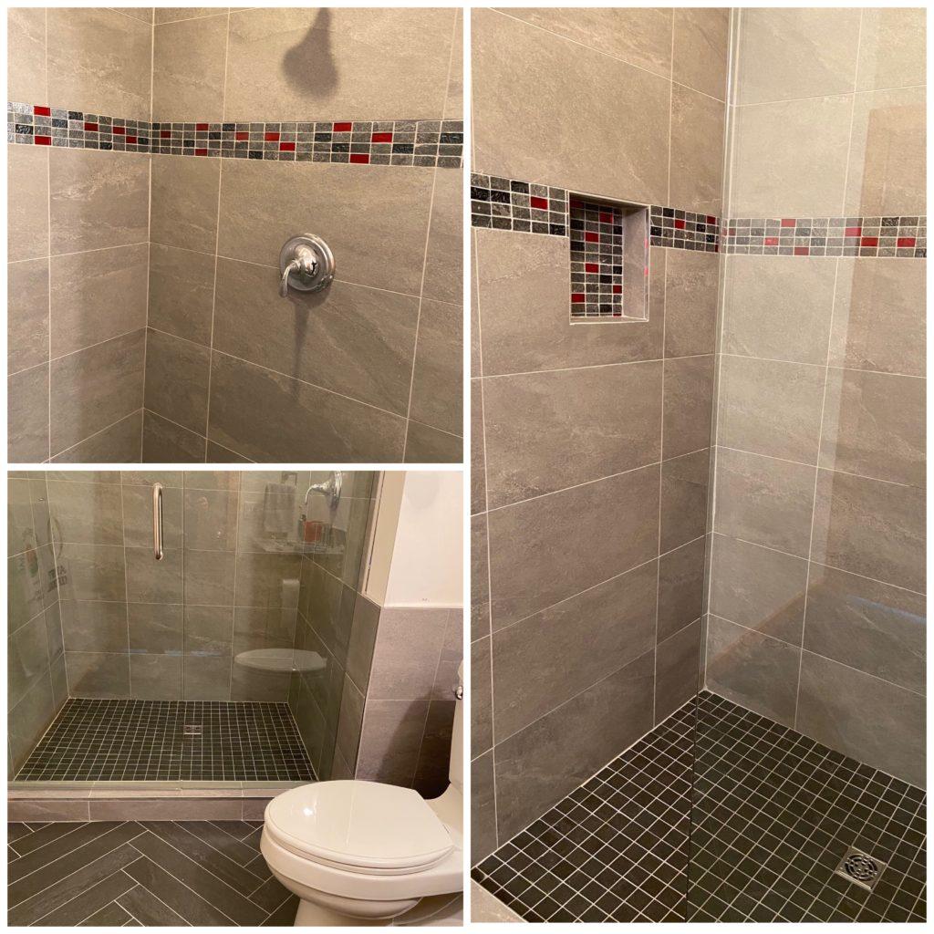 wall or floor tile