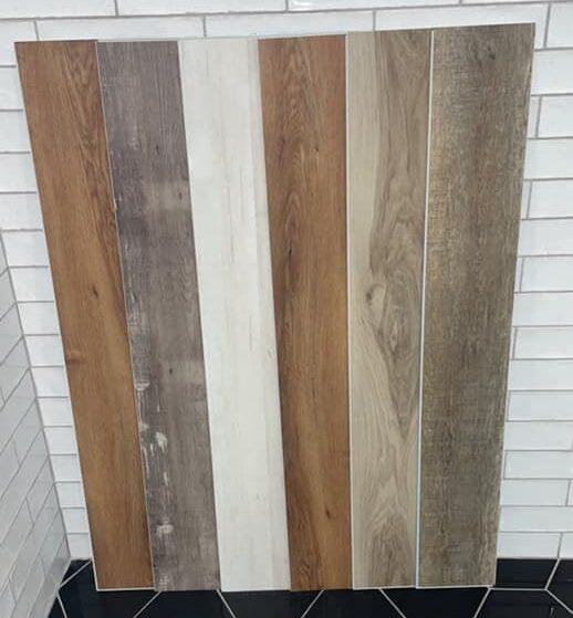 ROK Plank Wood Look Tile
